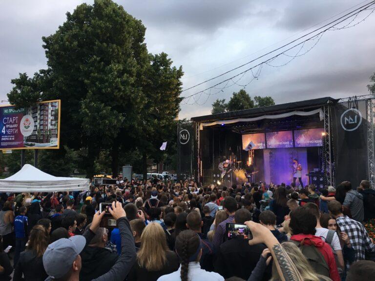 Ben Utecht Ukraine Concert