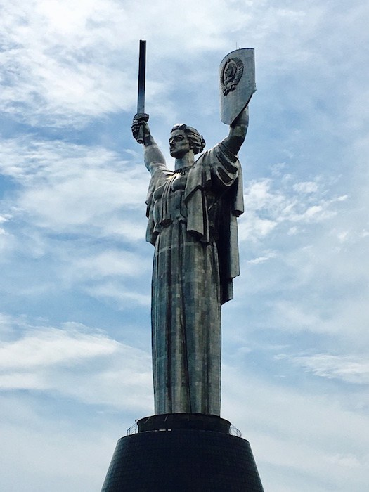 Ben Utecht Ukraine trip