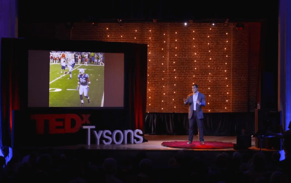 Ben Utecht Professional Speaker TEDx Talk