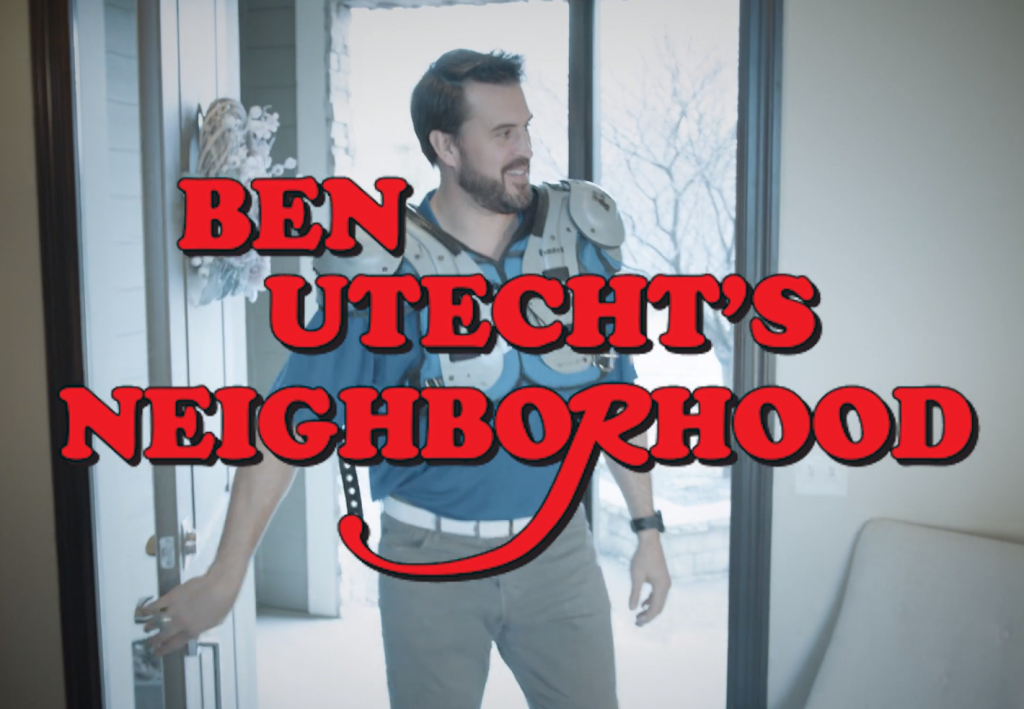 Believe in Culture Love Ben Utecht